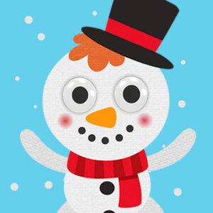 Hello Reindeer, Goodbye Snowman
