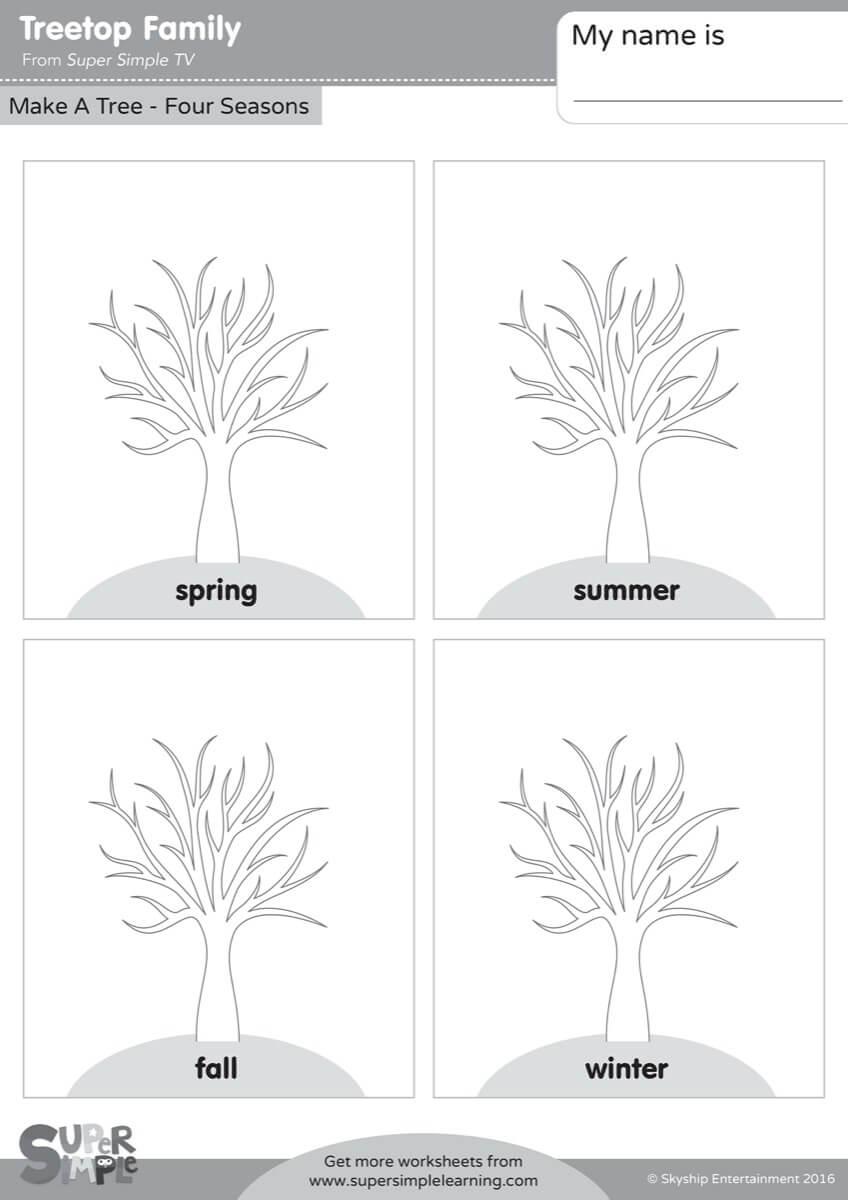 Ten Treetop Family Activities