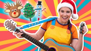 Caitie's Classroom Christmas Sing-Along Special