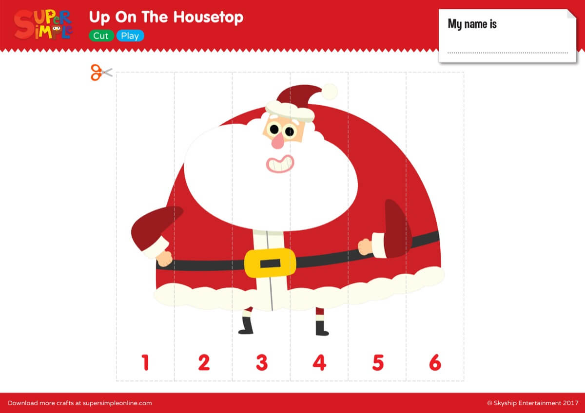 Ten Christmas Activities From Super Simple