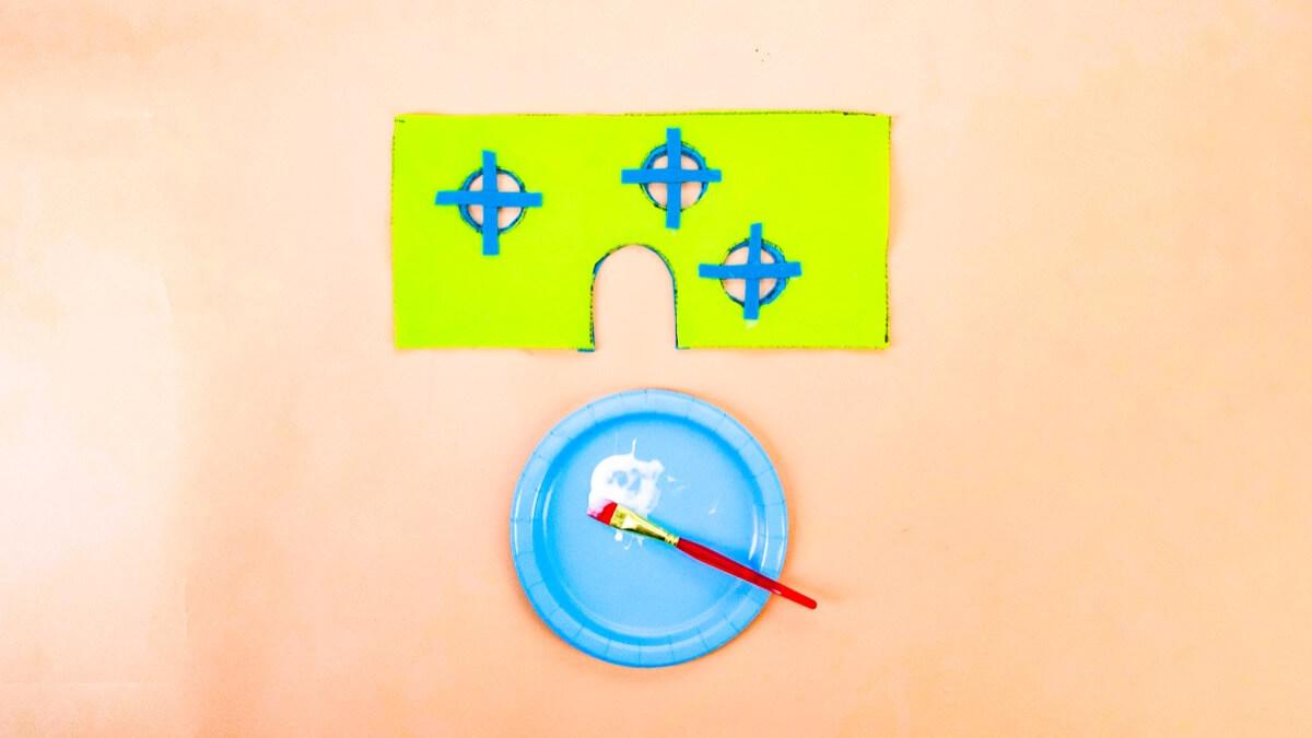 Fairy House DIY Night Light Craft