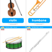 Marvelous Music Flashcards