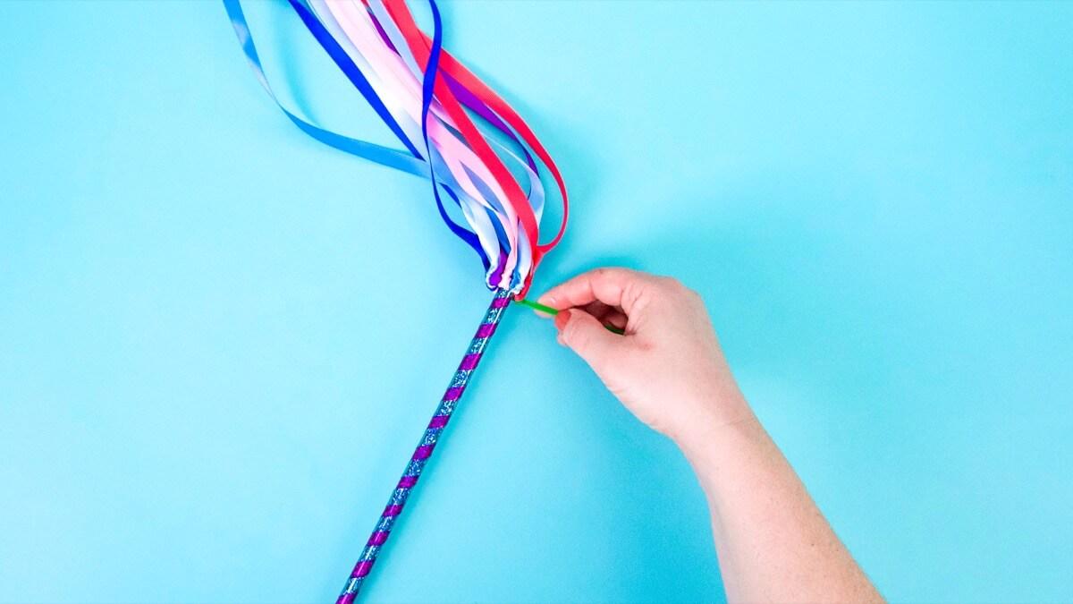 Dancing Ribbon Wands