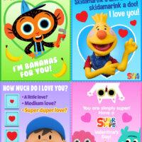 Valentine's Day - Printable Cards