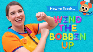How To Teach Wind The Bobbin Up