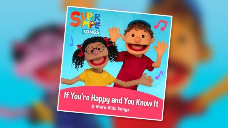 New Album: If You're Happy And You Know It & More Kids Songs