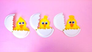 Hatching Chick Craft