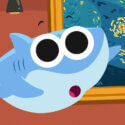 I See Something Blue (Finny the Shark)