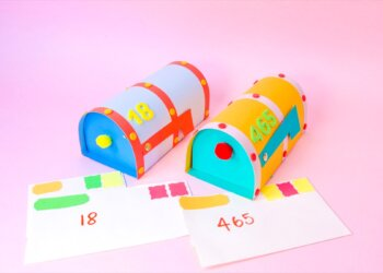 Mailbox Craft & Mail Carrier Role Play
