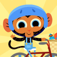 I Like To Ride My Bicycle (Mr. Monkey Version)