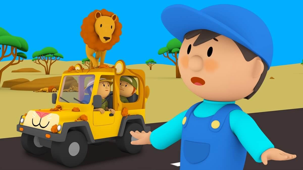 Sam's Safari Jeep