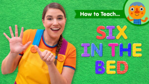 How To Teach Six In The Bed