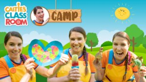 Welcome To Caitie's Classroom Camp!