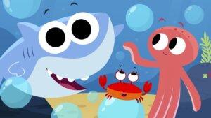 Pop The Bubbles (Finny the Shark)