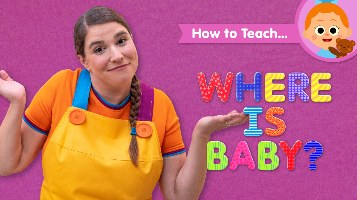 How To Teach Where Is Baby?