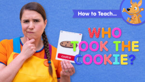 How To Teach Who Took The Cookie?