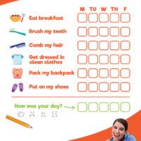 Getting Ready For School Checklist
