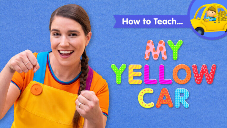 How To Teach My Yellow Car