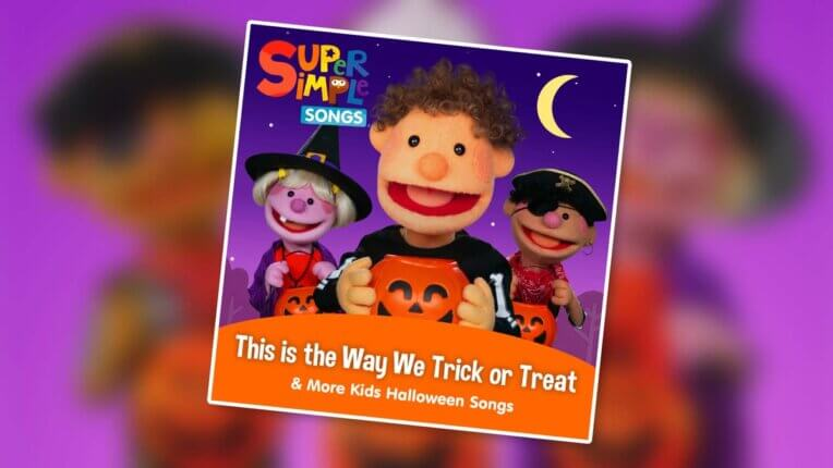 NEW ALBUM: This Is The Way We Trick Or Treat & More Kids Halloween Songs