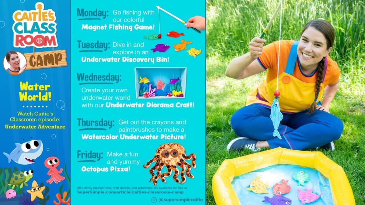 Underwater Week
