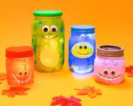 Super Simple Monster Lanterns