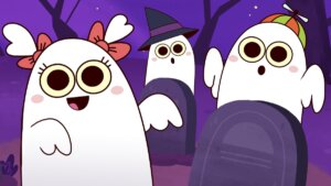 Six Little Ghosts