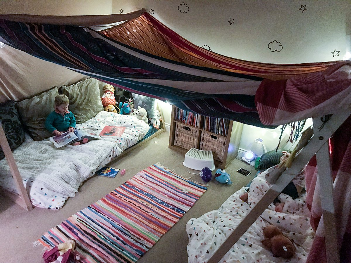 Why Blanket Forts are Amazing! - Super Simple
