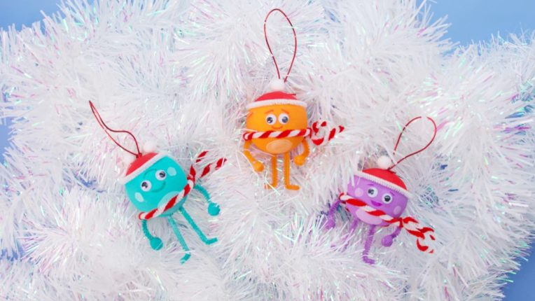 The Bumble Nums - Christmas Ornaments