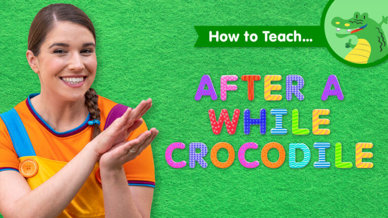 How To Teach After A While, Crocodile