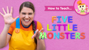 How To Teach Five Little Monsters
