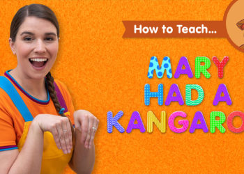 How To Teach Mary Had A Kangaroo
