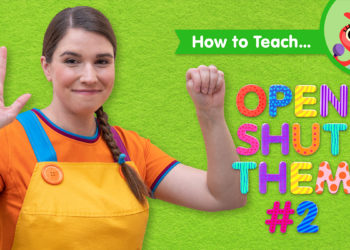 How To Teach Open Shut Them #2