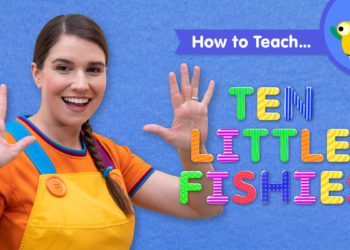 How To Teach 10 Little Fishies