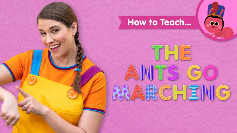 How To Teach The Ants Go Marching