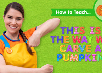 How To Teach This Is The Way We Carve A Pumpkin