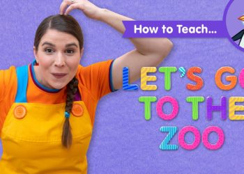 How To Teach Let's Go To The Zoo