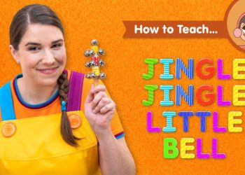 How To Teach Jingle Jingle Little Bell