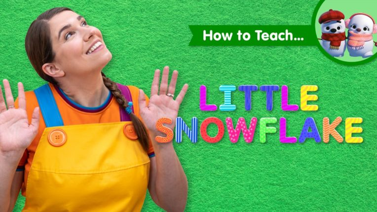 How To Teach Little Snowflake