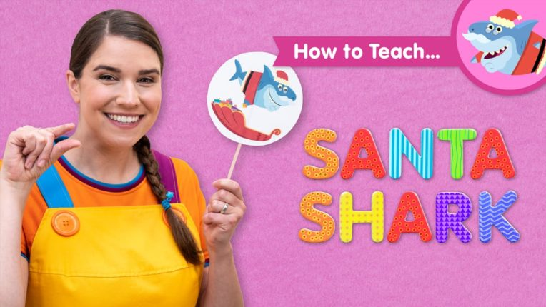 How To Teach Santa Shark