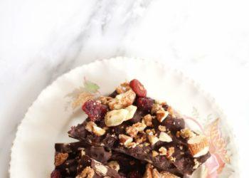 Cranberry Almond Bark