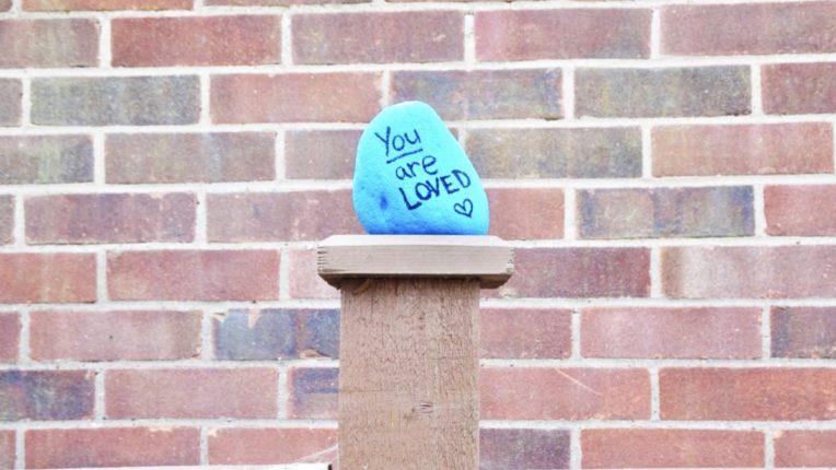 Spreading Joy #6 - Kindness Rocks