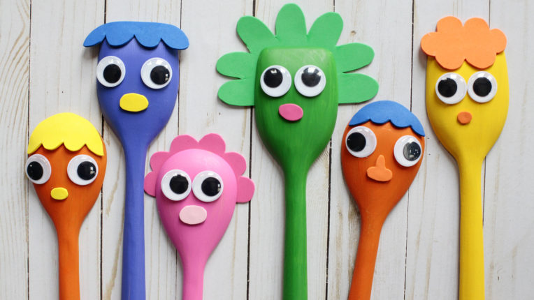 Noodle and Pals Spoons