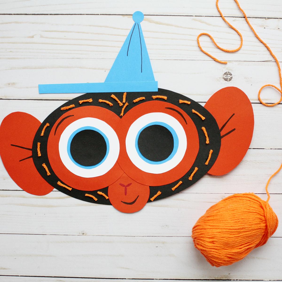 Mr. Monkey Craft