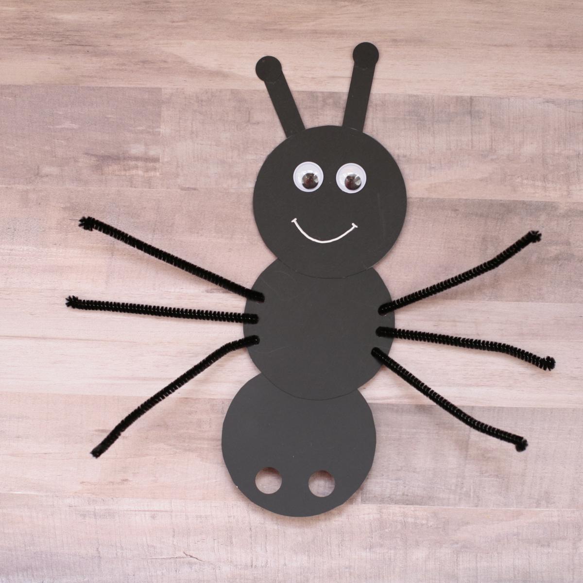 Ant Finger Puppet