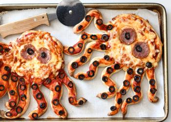 Octopus Pizza