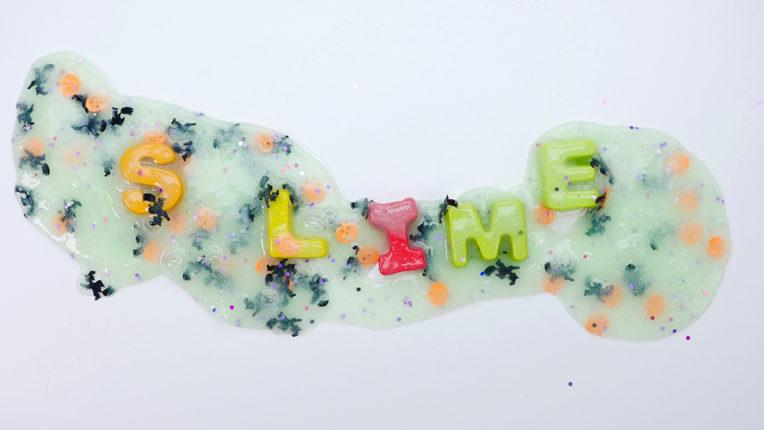 Super Simple Slime
