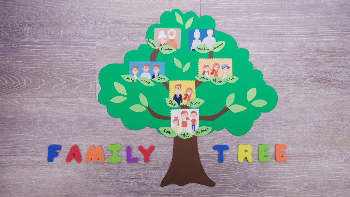 The Family Tree - Tips & Reasons to Make Your Own!