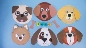 Super Simple and Fun Dog Craft