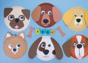 Super Simple and Fun Dog Craft