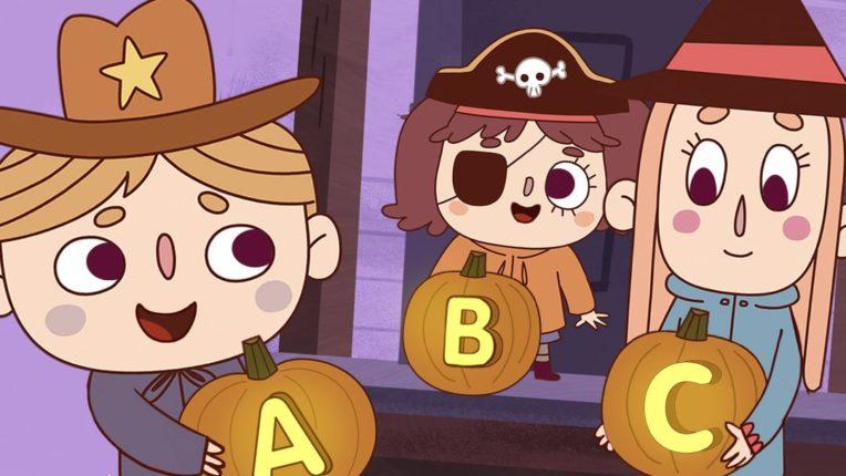 Halloween ABC Song